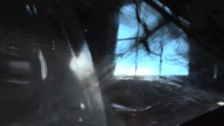 shattering my windsheild reassemabling the rat pt2