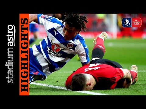 Manchester United 2 - 0 Reading | FA Cup | Astro SuperSport