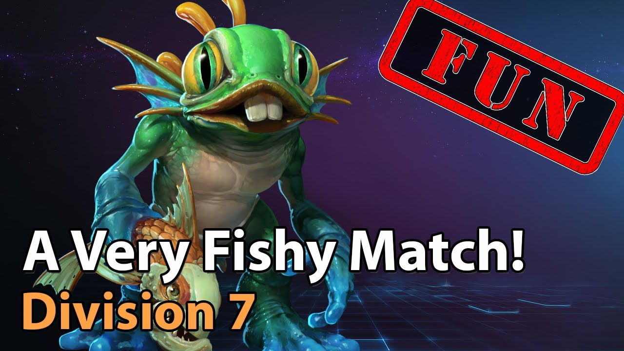 ► A VERY Fishy Match - Landlords vs. Bacon - Division 7 - Heroes of the Storm Amateur Play