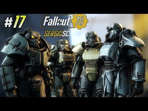 Fallout 76 Gameplay #17 Directo Español - Nivel 40 Regresamos - New parche  mejoras para el C.A.M.P thumbnail