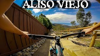 The Most Insane MTB Trails In Southern California | Aliso Viejo MTB Trails | Yeti SB 4.5 Bike Review