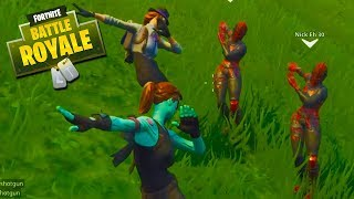 FRIDAY FORTNITE Match 2 - Nick Eh 30 and Pro Henis