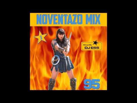 DJ ESS @ NOVENTAZO MIX 3 (1995) EURODANCE 90'S