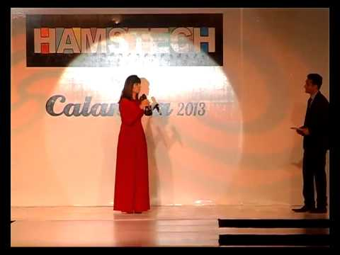Hamstech Calantha 2013 Fashion Show Inaugurated at Hyderabad N Convention Center