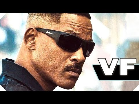 BRIGHT Bande Annonce VF (2017) Will Smith, Thriller Fantastique, Film Netflix streaming vf