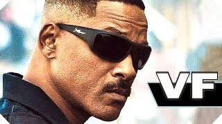 BRIGHT Bande Annonce VF (2017) Will Smith, Thrille...