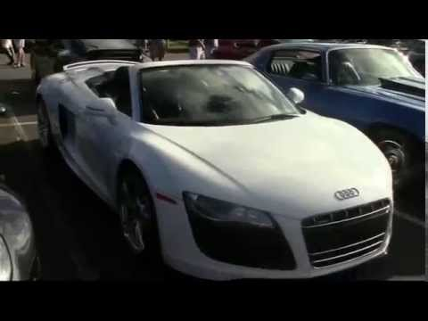 CHARLOTTE CARS AND COFFEE SEPTEMBER 2014