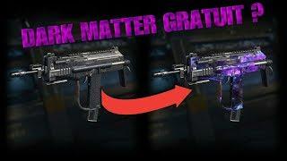 GLITCH BO3 : COMMENT AVOIR LE DARK MATTER GRATUITEMENT SUR LES ARMES DLCS !