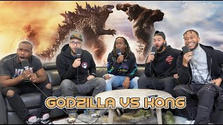 Godzilla vs Kong - Official Trailer Reaction/Review