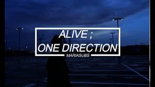 one direction - alive; (traducida al español)