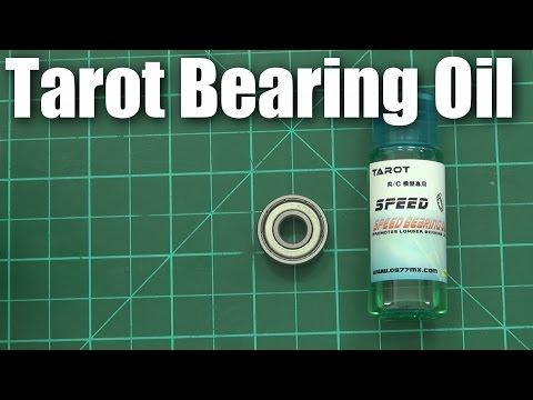 Bearings and bearing oil