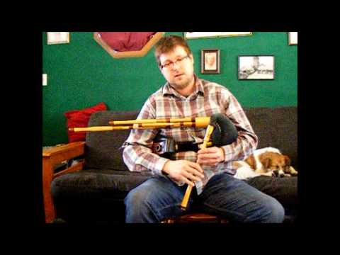 Apps Border Pipe Chanter Reeds
