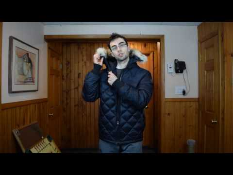 Canada Goose Pritchard Jacket Overview