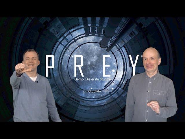 Prey – Die neue Stunde der Kritiker (Heinrich Lenhardt & Jörg Langer), frei!
