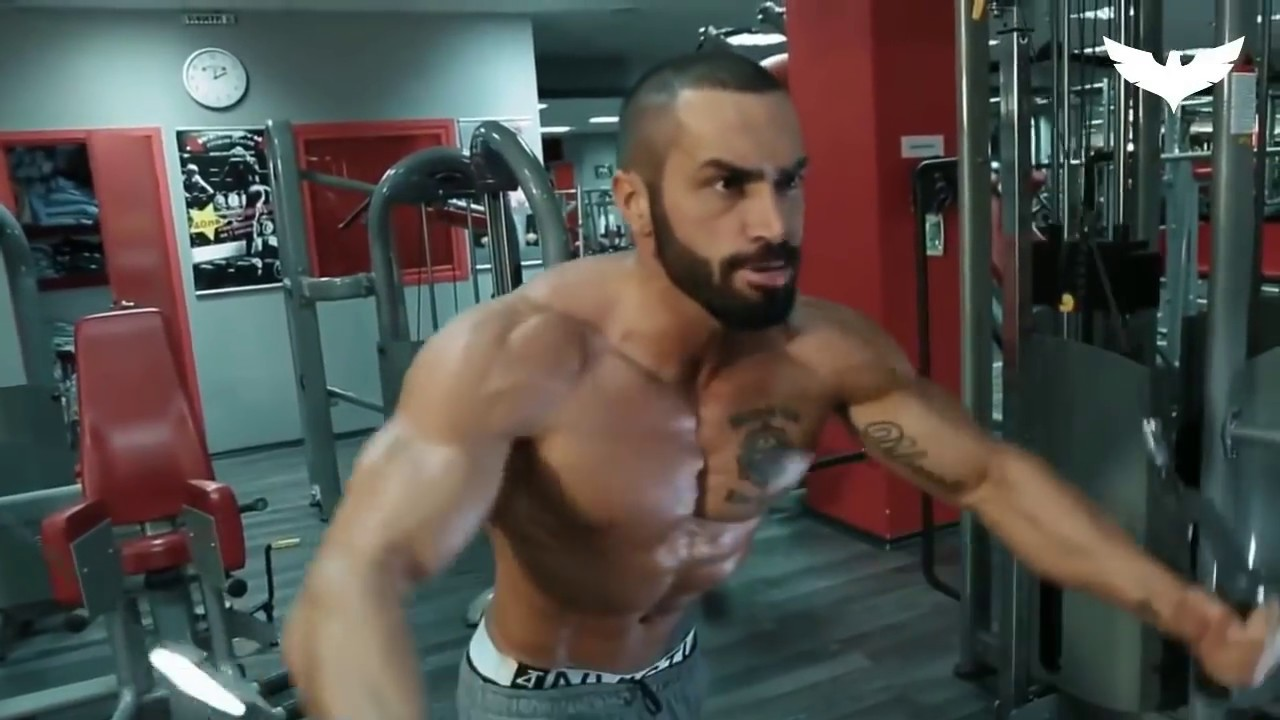 CHEST WORKOUT ????