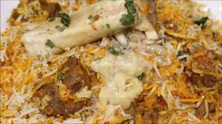 Nalli Biryani || Famous Nalli Biryani || Eid Special Biryani