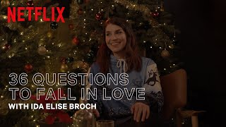 36 Questions With Ida Elise Broch From Netflix' Home For Christmas
