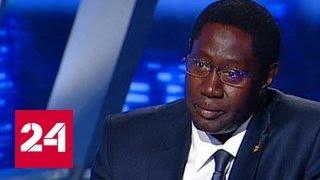 Сулейман Анта Ндьяй о борьбе с Эболой в Сенегале