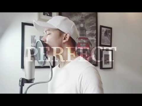 Perfect(ed sheeran) cover by Hael Husaini
