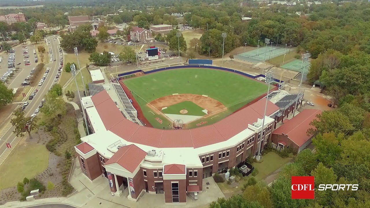 oxforduniversity stadium at swayze field flyover youtube
