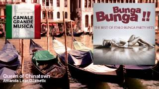 Amanda Lear, DJenetix - Queen of Chinatown