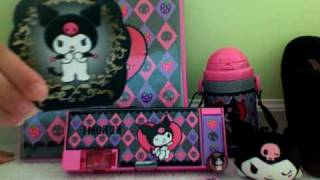 My Kuromi Collection! :3