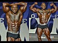 Flex Wheeler Places 15th in Classic Physique Comeback