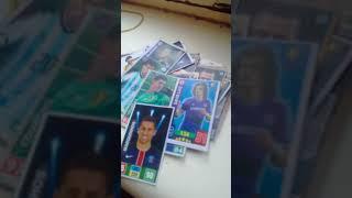 Futbol kartlari #1