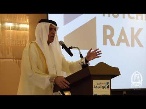 H.H. Sheikh Saud bin Saqr Al Qasimi speech at  Hutchison Ports celebratory ceremony