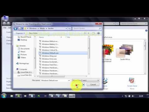 Windows 7 Tips : How to Change Disambiguation Panel Sound (Speech Recognition)