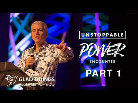 Unstoppable Power Encounter Part 1 - Dr. Bruce Allen | 15 Oct 2017