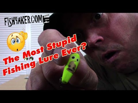 The Most Stupid Fishing Lure I Have Ever Seen!: Fishyaker Review