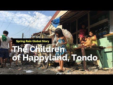 The Children of Happyland, Tondo