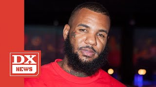 The Game Recalls Sleeping In His Car With $26 To His Name