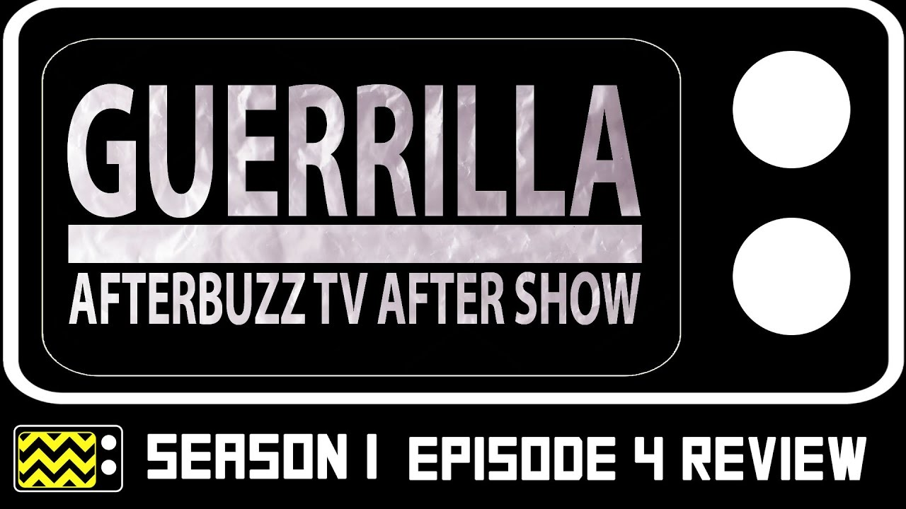 Download Guerrilla Season 1 Episodes 3 & 4 Review & AfterShow | AfterBuzz TV