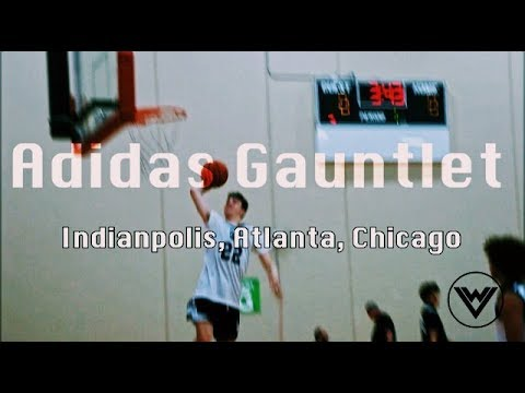 2020 Andy Barba Ohio Basketball Club | Adidas Gauntlet Series Highlights