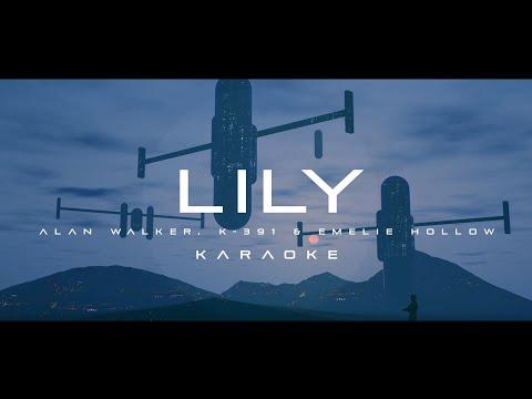 Alan Walker, K - 391 & Emelie Hollow - Lily (Karaoke)