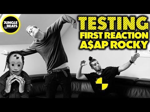 A$AP ROCKY - TESTING REACTION/REVIEW (Jungle Beats)