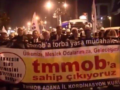TMMOB ADANA 2014-2015