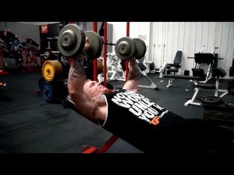 Rebuilt Training With James Grage: 10 Week Workout Plan for Hypertrophy | Day 5 Chest