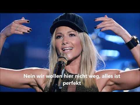 Helene Fischer - Atemlos durch die nacht lyrics