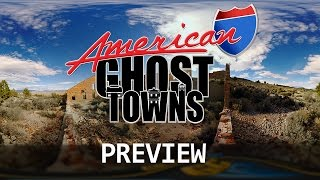 AMERICAN GHOST TOWNS: PREVIEW thumbnail