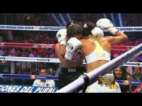 Luordes Juárez vs Rebeca Castro