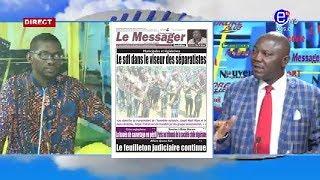 LA REVUE DES GRANDES UNES DU MERCREDI 18 DECEMBRE 2019  EQUINOXE TV