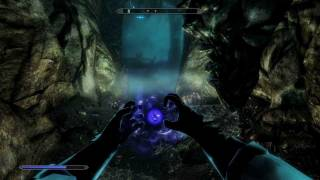 Skyrim Max Level Mage Gameplay: Liar's Retreat