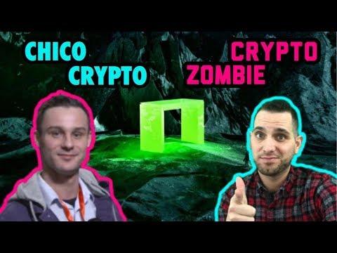 Chico Crypto x Crypto Zombie LIVE Stream | Cryptocurrency Chat | $BTC $NEO $ICX $ELA $EOS