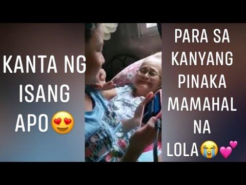 Download Kanta ng isang Apo para sa kanyang pinakamamahal na Lola (nakakaiyak😭)