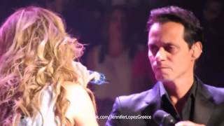Jennifer Lopez & Marc Anthony - No Me Ames (Dance Again Tour - Puerto Rico 21/12/12) HD