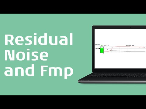 ABR: How to use the residual noise and Fmp graph