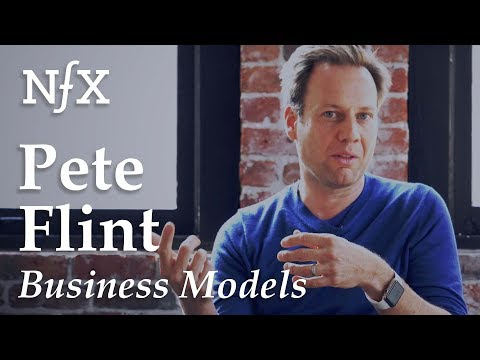 Pete Flint (NFX) Always Asks Founders How Their Business Model Will Evolve at Scale